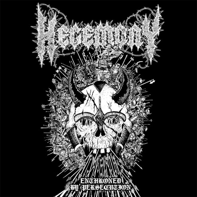 Hegemony - Enthroned by Persecution (CD)