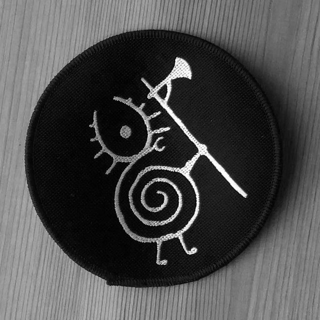 Heilung - Warrior Snail (Woven Patch)