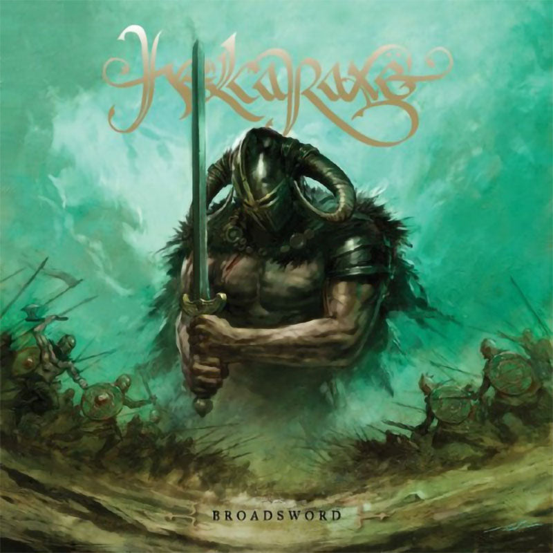 Helcaraxe - Broadsword (CD)