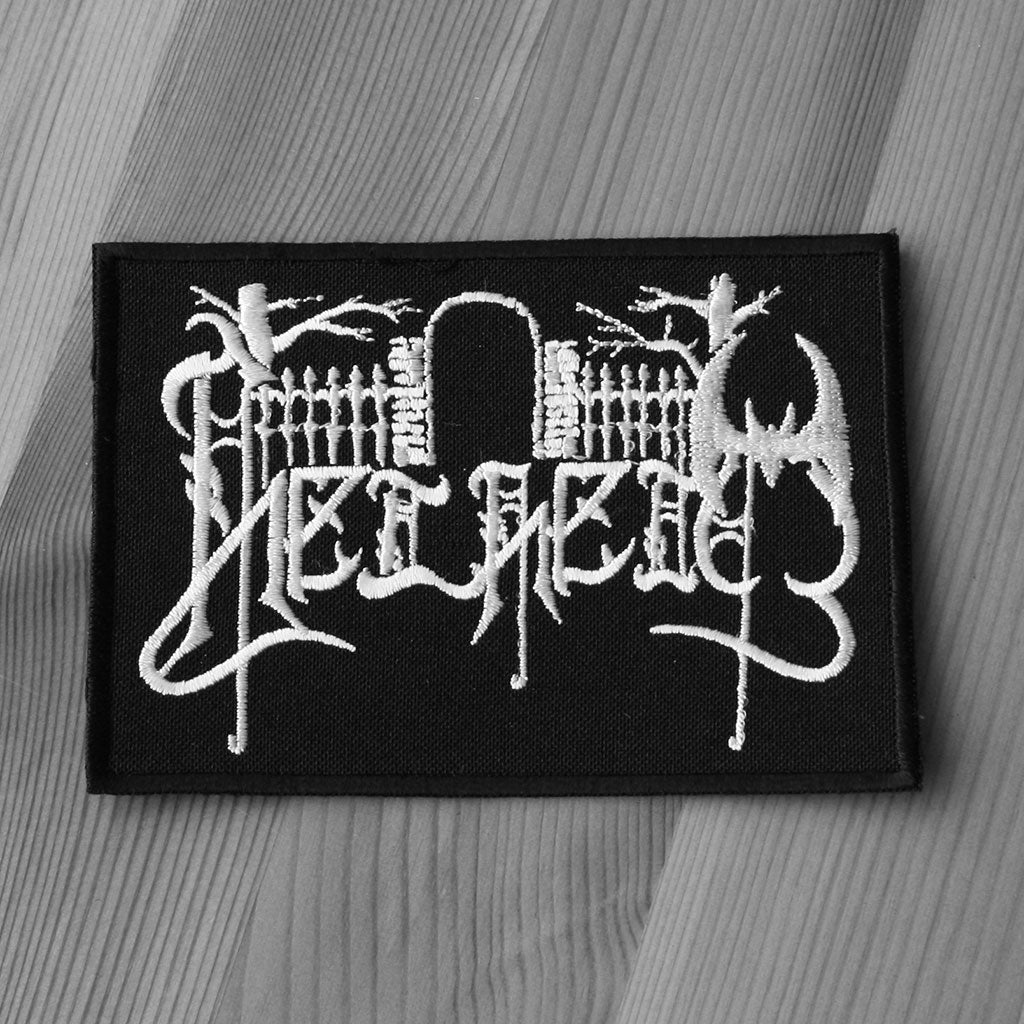 Helheim - Logo (Embroidered Patch)