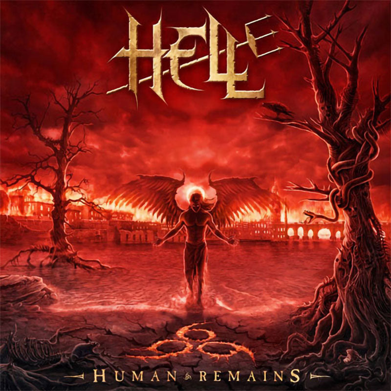 Hell - Human Remains (Digipak 2CD)