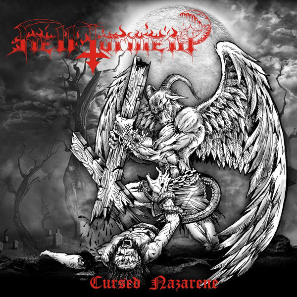 Hell Torment - Cursed Nazarene (CD)
