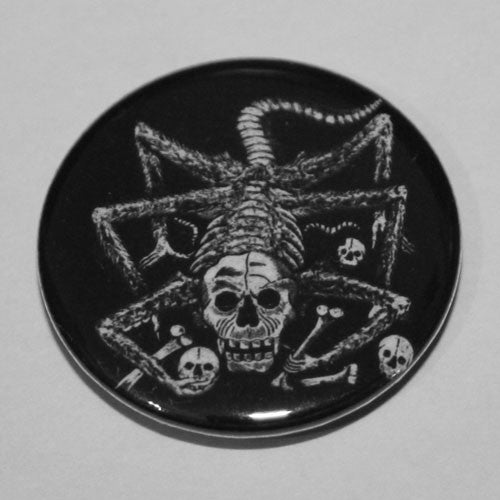 Hellhammer - Apocalyptic Raids 1990 A.D. (Badge)