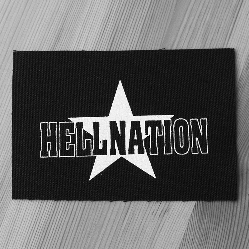 Hellnation - Logo (Printed Patch)