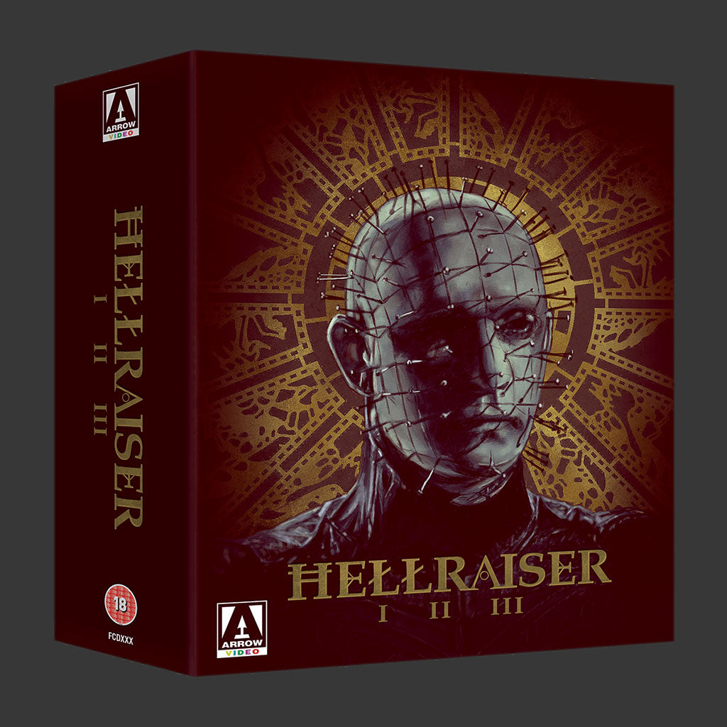 Hellraiser Trilogy Box Set (1987-1992) (Blu-ray)