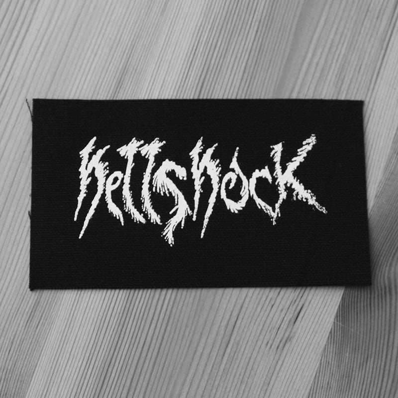 Hellshock - Logo (Printed Patch)