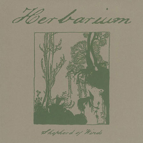 Herbarium - Shepherds of Winds (Digipak CD)
