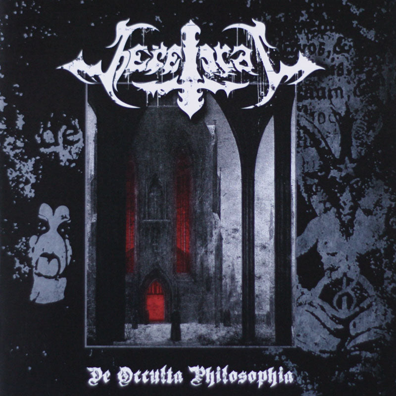 Heretical - De Occulta Philosophia (2016 Reissue) (CD-R)
