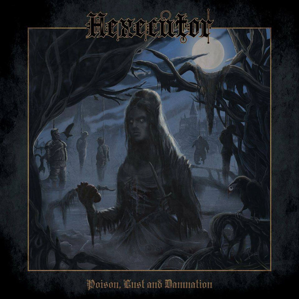 Hexecutor - Poison, Lust and Damnation (CD)