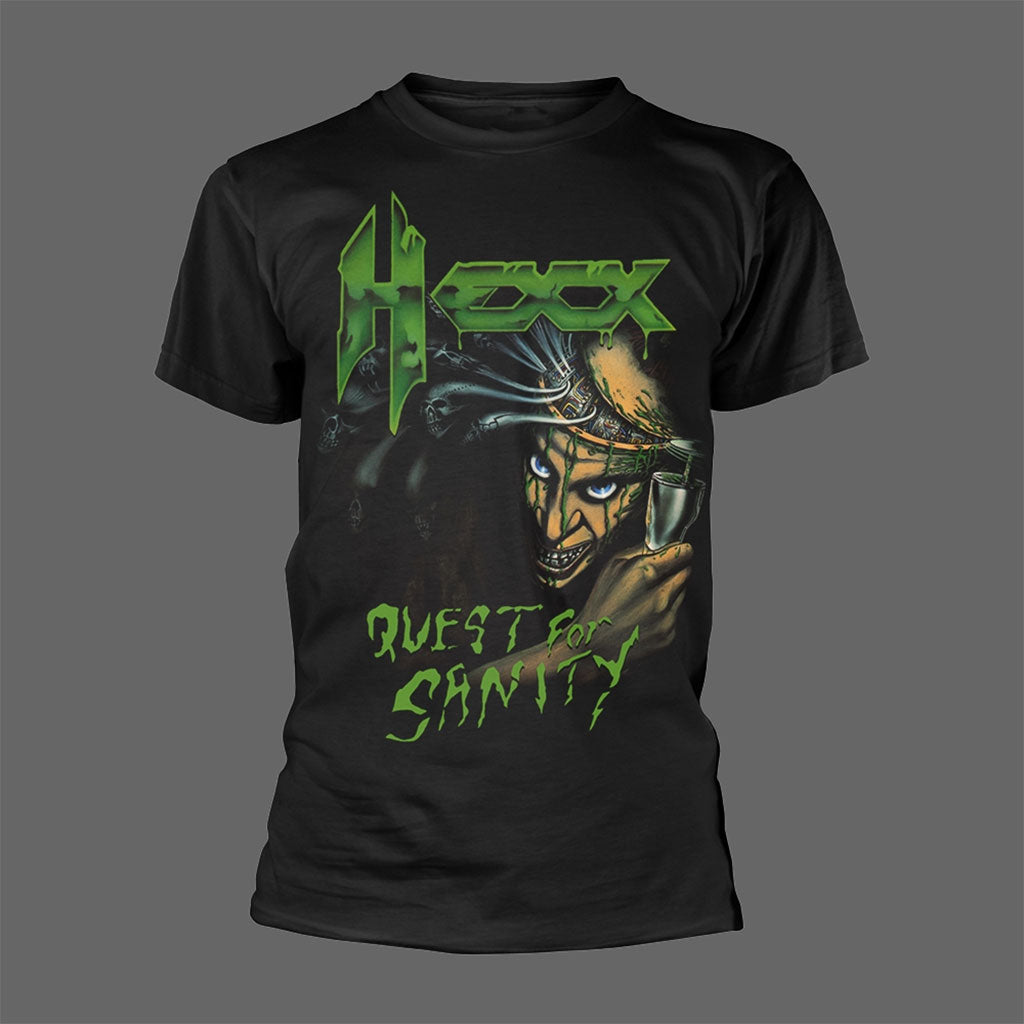Hexx - Quest for Sanity (T-Shirt)