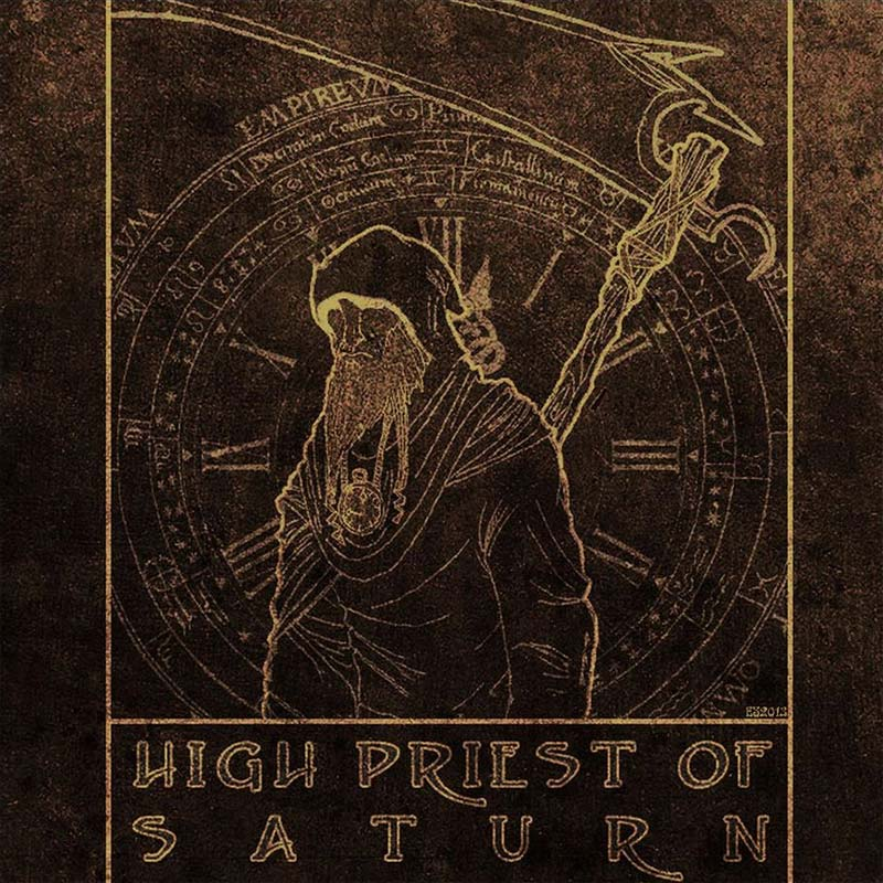High Priest of Saturn - High Priest of Saturn (Digipak CD)