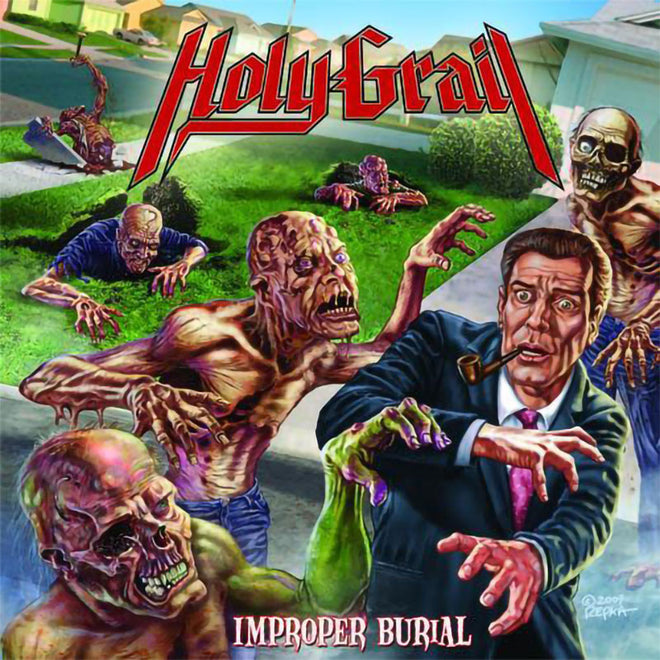 Holy Grail - Improper Burial (EP)