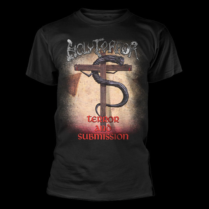 Holy Terror - Terror and Submission (T-Shirt)