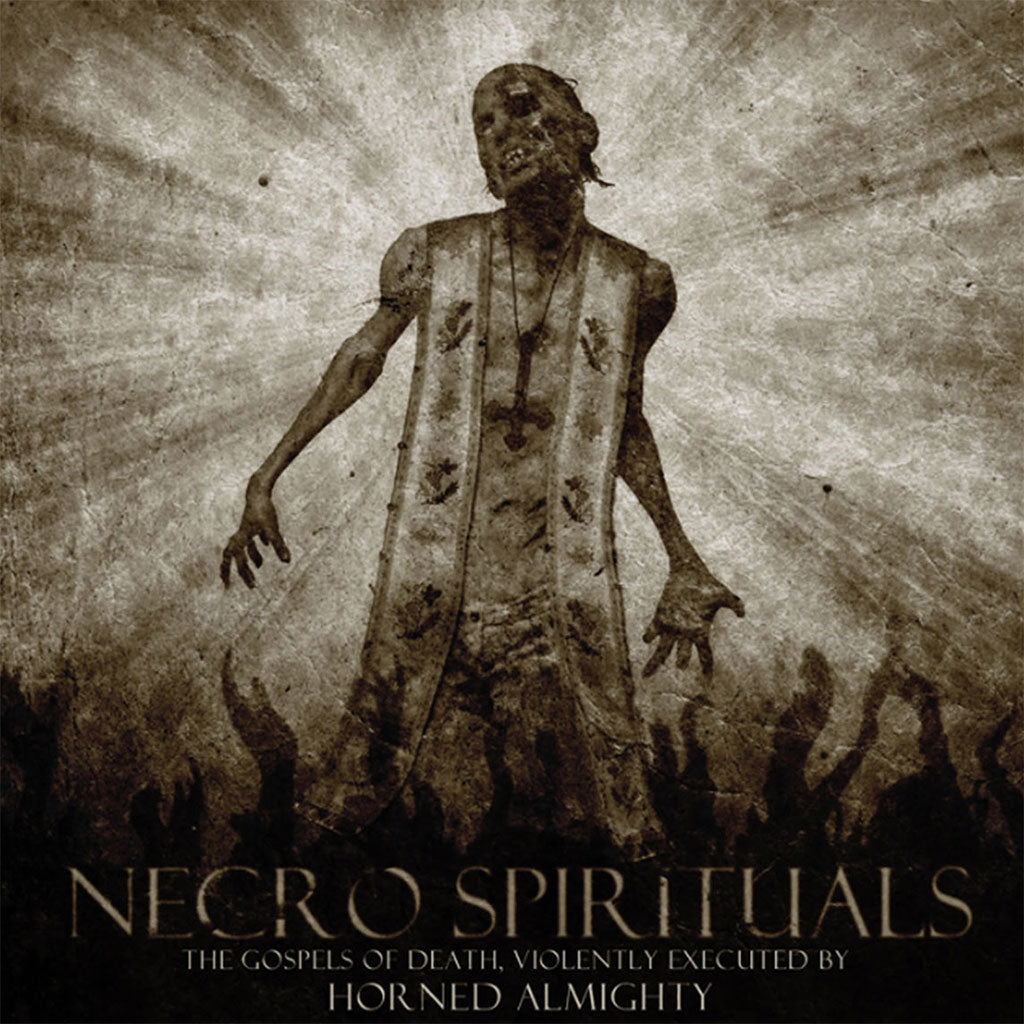 Horned Almighty - Necro Spirituals (CD)