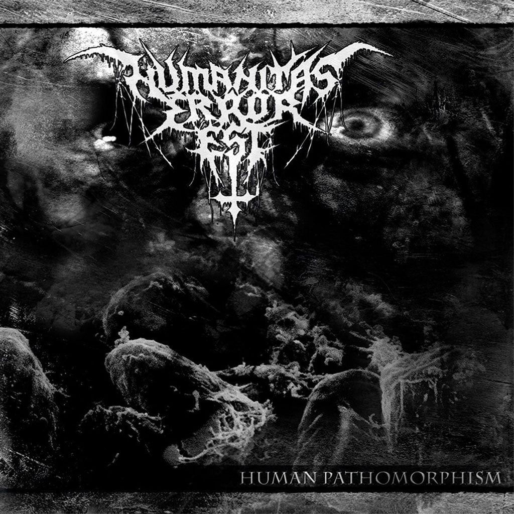 Humanitas Error Est - Human Pathomorphism (Digipak CD)