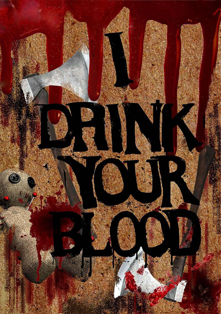 I Drink Your Blood (1970) (DVD)
