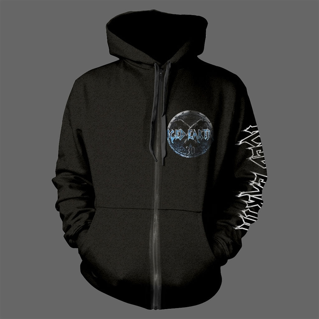 Iced Earth - 30th Anniversary / Three Decades Strong (Full Zip Hoodie)