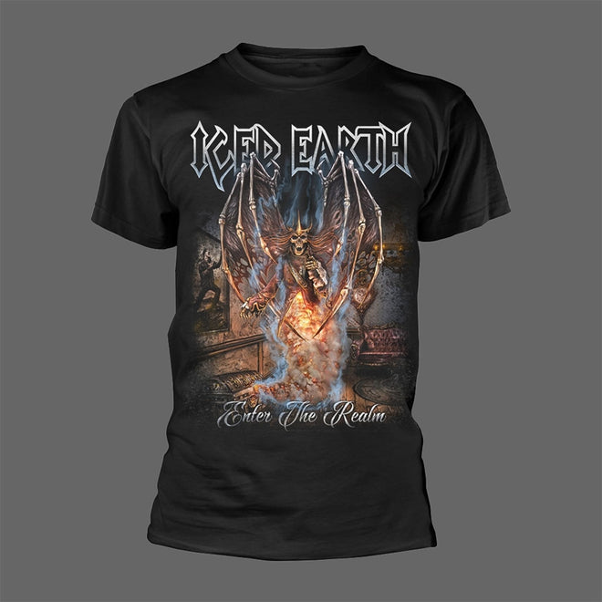 Iced Earth - Enter the Realm (T-Shirt)