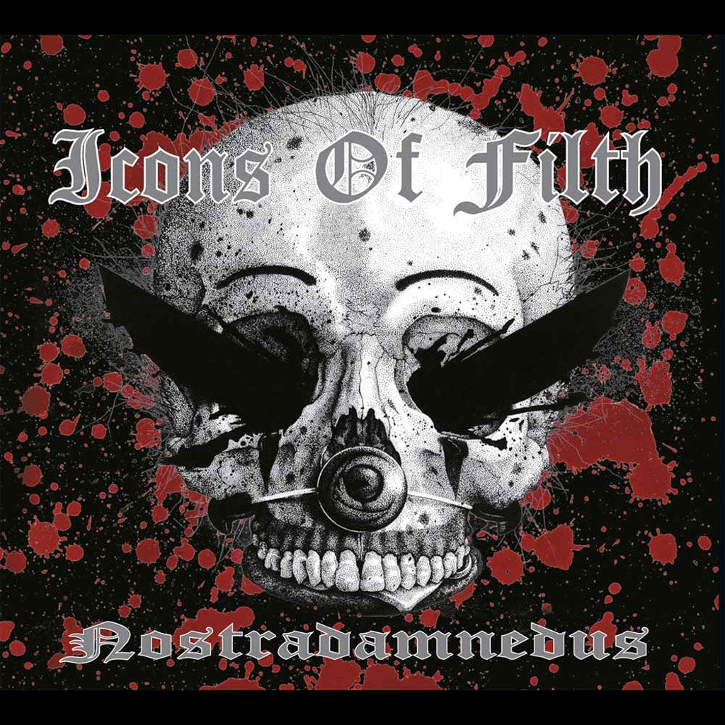 Icons of Filth - Nostradamnedus (2017 Reissue) (Digipak CD)