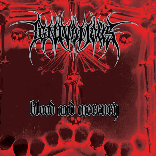 Ignivomous - Blood and Mercury (CD)