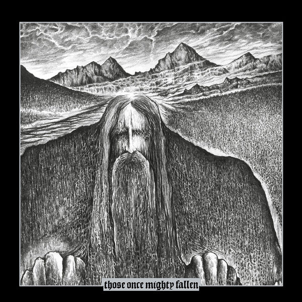 Ildjarn / Hate Forest - Those Once Mighty Fallen (Digipak CD)