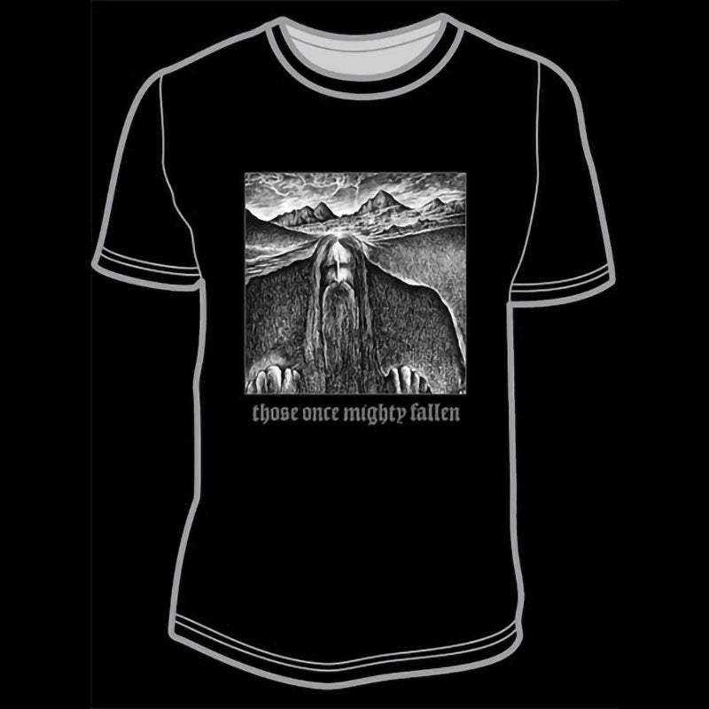 Ildjarn / Hate Forest - Those Once Mighty Fallen (T-Shirt)