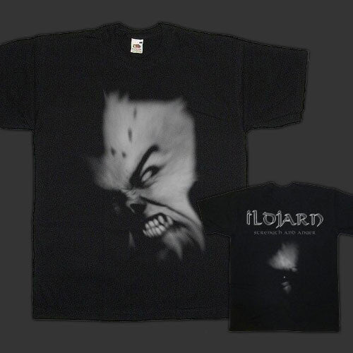 Ildjarn - Strength and Anger (T-Shirt)