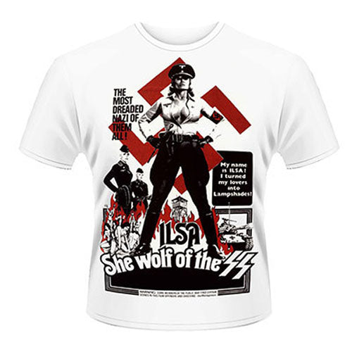 Ilsa, She Wolf of the SS (1975) Poster (T-Shirt)