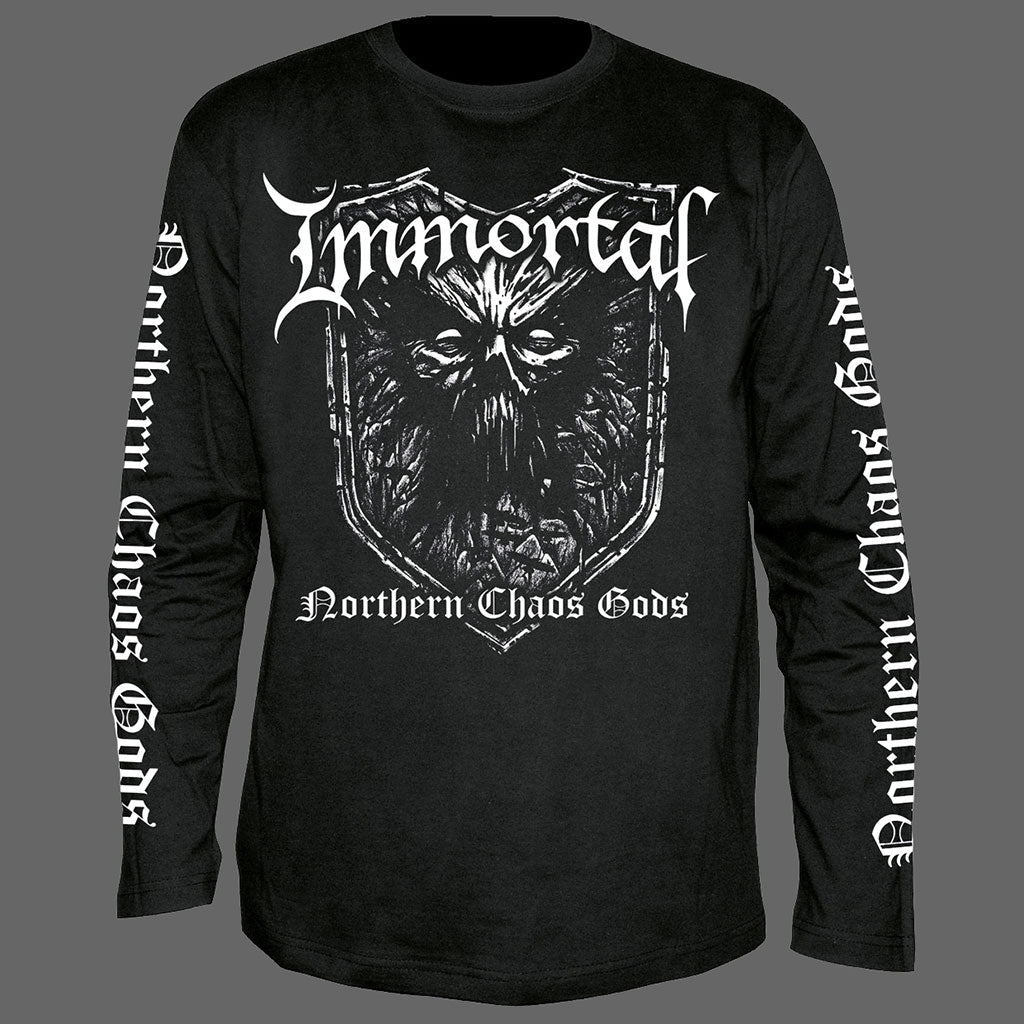Immortal - Northern Chaos Gods (Long Sleeve T-Shirt)