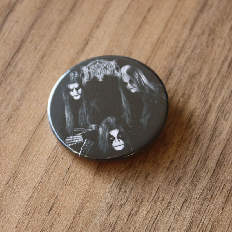 Immortal - Pure Holocaust (Badge)
