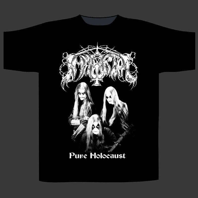 Immortal - Pure Holocaust (T-Shirt)