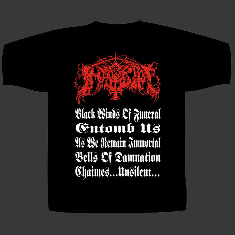 Immortal - Throne (T-Shirt)