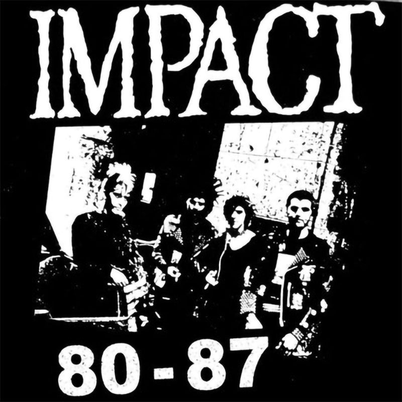 Impact - 80-87 (Digipak CD)