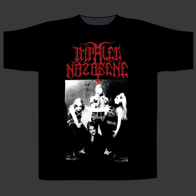 Impaled Nazarene - Christ is the Crucified Whore (T-Shirt)