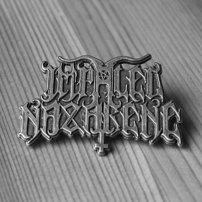 Impaled Nazarene - Logo (Metal Pin)