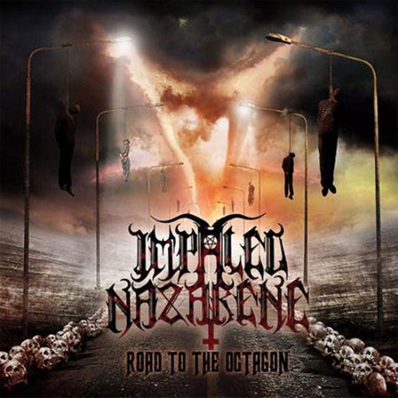 Impaled Nazarene - Road to the Octagon (CD)