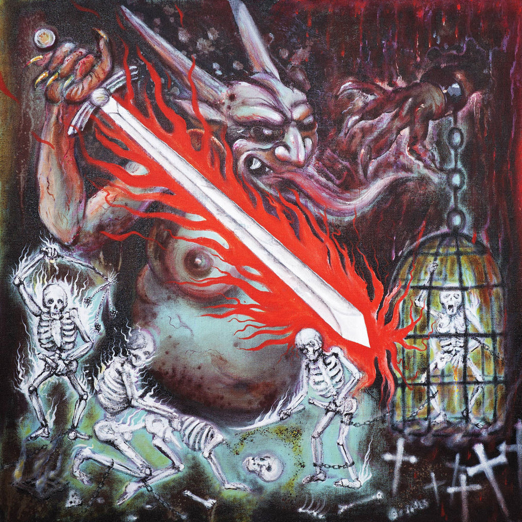 Impaled Nazarene - Vigorous and Liberating Death (LP)