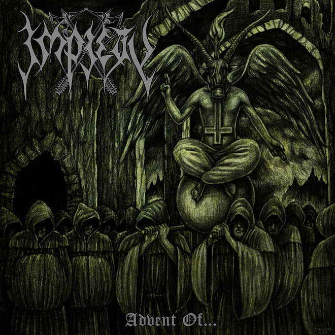 Impiety - Advent of... (CD)