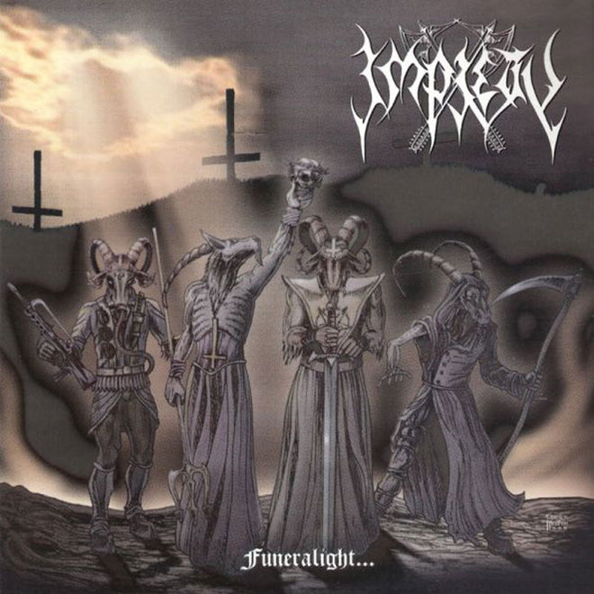 Impiety - Funeralight... (2006 Reissue) (Digipak CD)