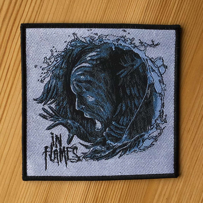 In Flames - Siren Charms (Woven Patch)