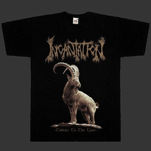 Incantation - Tribute to the Goat (T-Shirt)