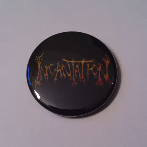 Incantation - Yellow Logo (Badge)