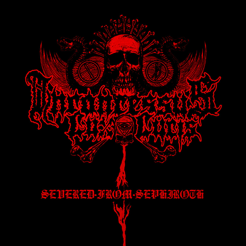 Inconcessus Lux Lucis - Severed from Sephiroth (CD)