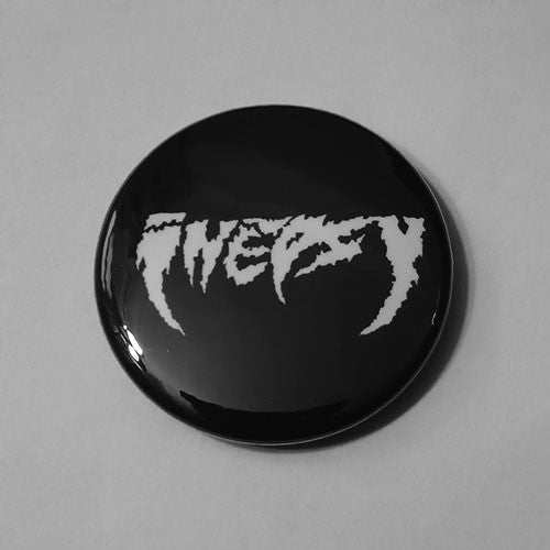 Inepsy - White Logo (Badge)