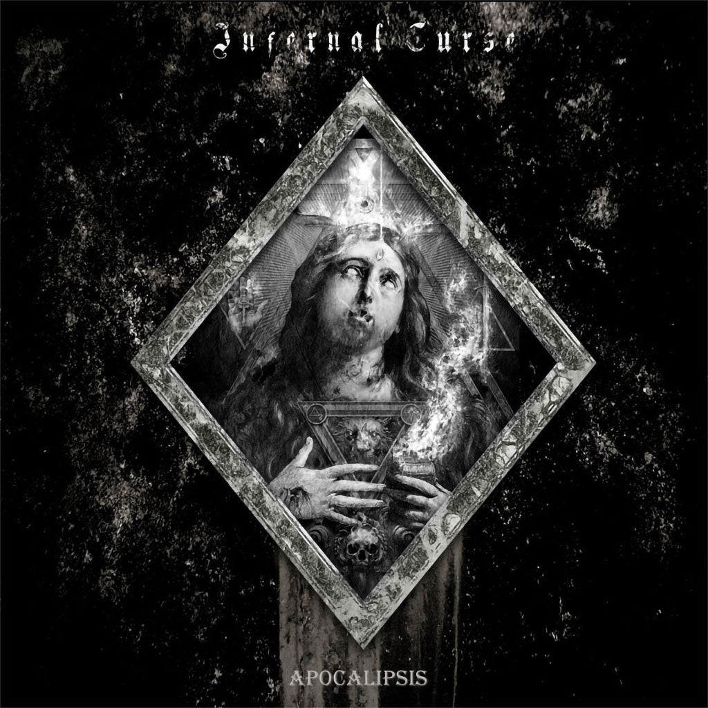 Infernal Curse - Apocalipsis (CD)