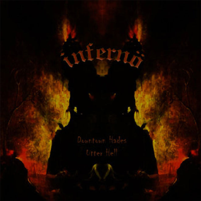 Inferno - Downtown Hades / Utter Hell (CD)