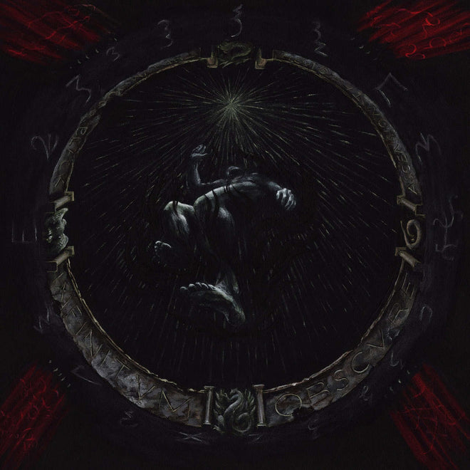 Infinitum Obscure - Ascension Through the Luminous Black (LP)