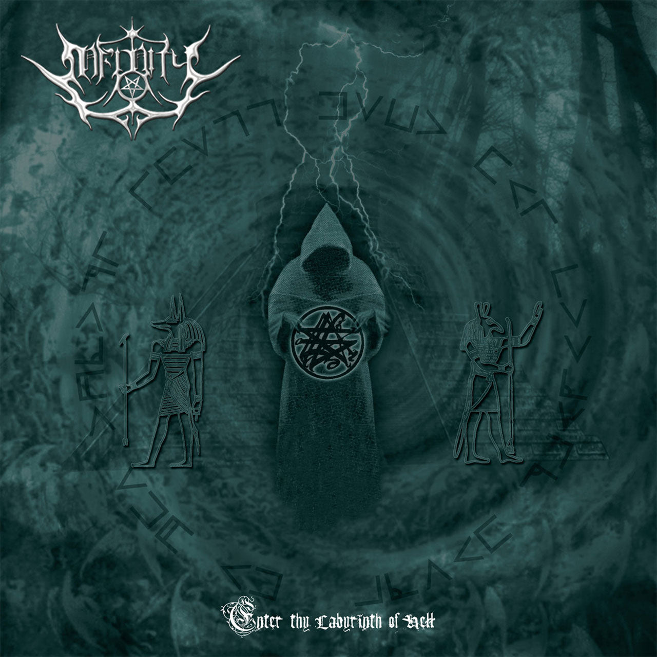 Infinity - Enter thy Labyrinth of Hell (CD)