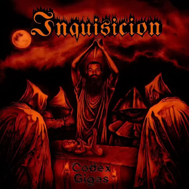 Inquisicion - Codex Gigas (Digipak CD)