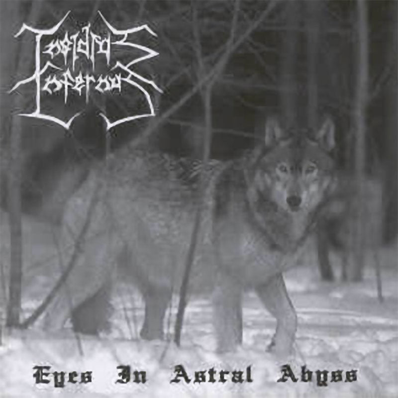 Insidius Infernus - Eyes in Astral Abyss (CD)